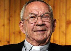 "Fr. Real ""Joe"" Corriveau, OMI"