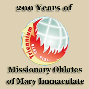 200 Years of Missionary Oblates of Mary Immaculate