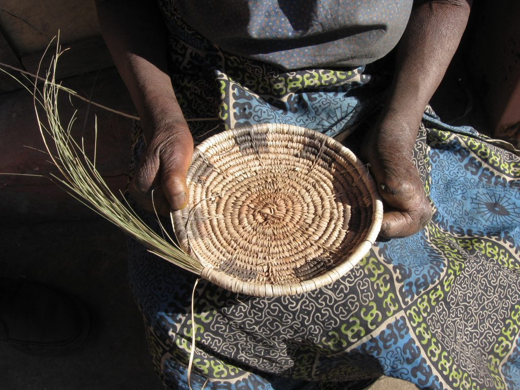 Zambia Basket Weaving : Zambia diary posts and pictures from mission experience
