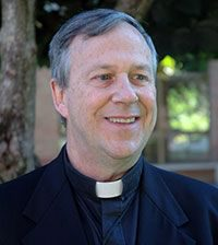 Most Rev. Louis Lougen, OMI