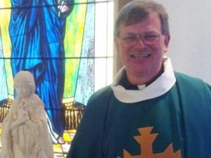 Fr. Dwight Hoeberechts, OMI