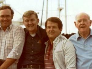 Pat Gitzen, Paul Duffy, Jack Joyce, Bro. John Keplinger