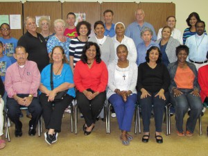Group photo of St. Stephen's Oblate Associates
