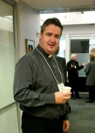 Fr. Andy Small, OMI
