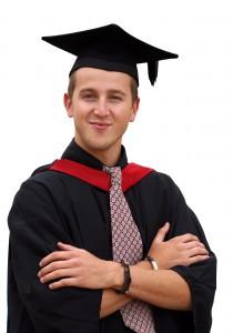 proud graduate student