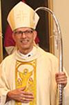 Bishop Mark Edwards, OMI