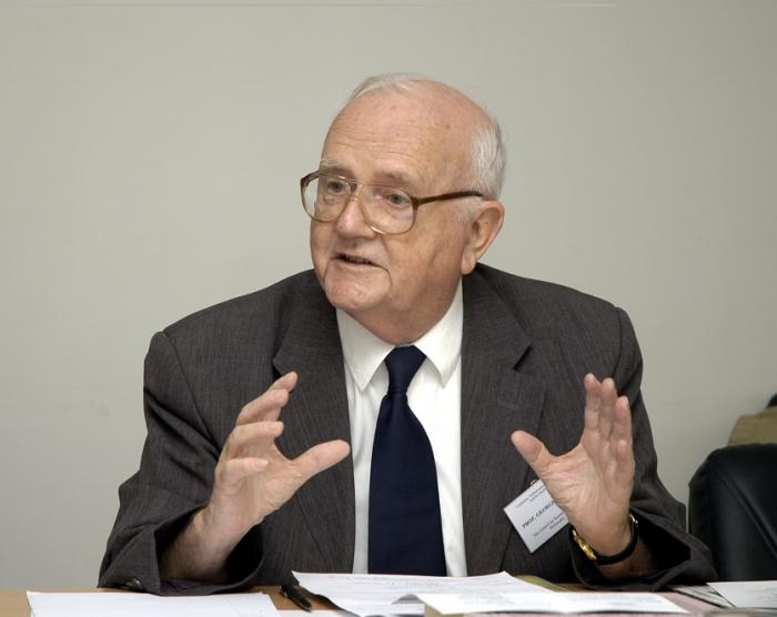 Fr. George McLean, OMI
