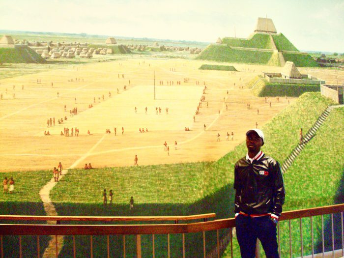 OMI Novices Visit Cahokia Mounds, a State Historic Site