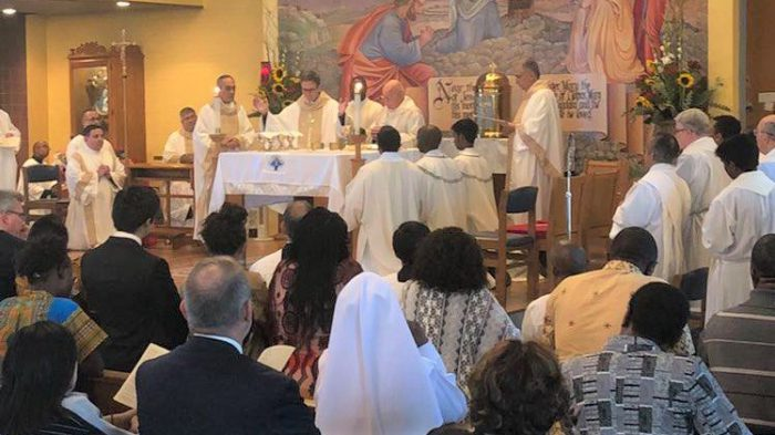 Four Oblates Ordained To The Diaconate In San Antonio Omiusa
