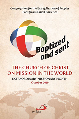 Vatican Website with Resources for EXTRAORDINARY MISSIONARY MONTH OCTOBER 2019